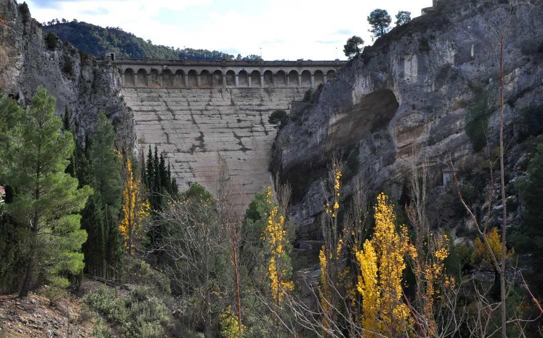 La Confederación Hidrográfica del Ebro adjudica las obras del plan de emergencia del embalse de Pena