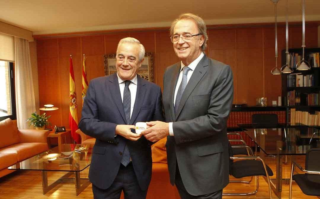 El proyecto de ley de Presupuestos de Aragón para 2020 asciende a 6.4 millones euros