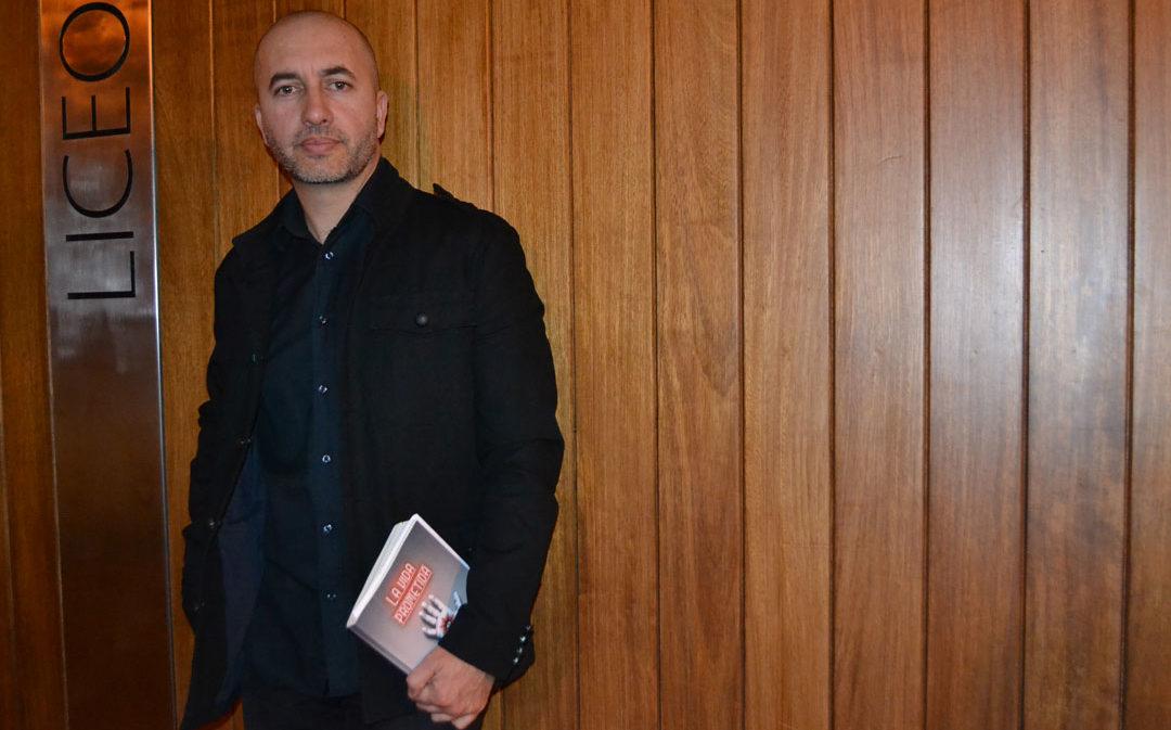 El calandino José Antonio Gargallo publica su primera novela, 'La vida primitiva'