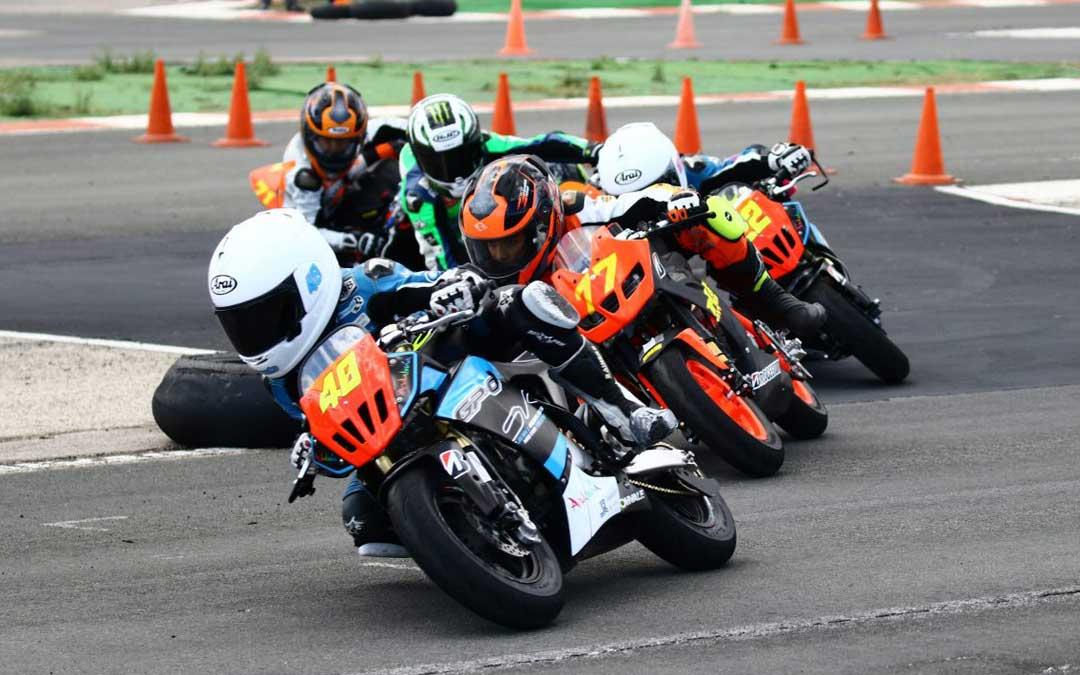 Las carreras de motociclismo de minivelocidad estarán presentes en Motorland en 2020