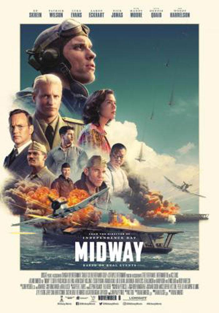 Cartelera en Alcañiz: Midway