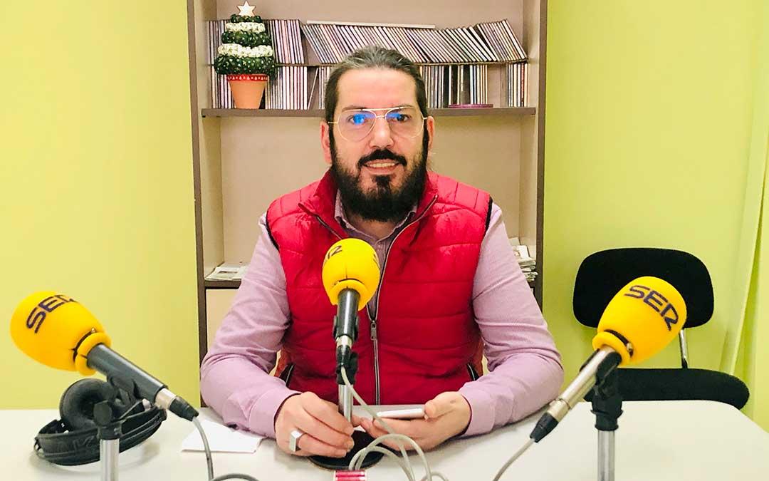 Pedro Palacios, de Historica Vestimentum.