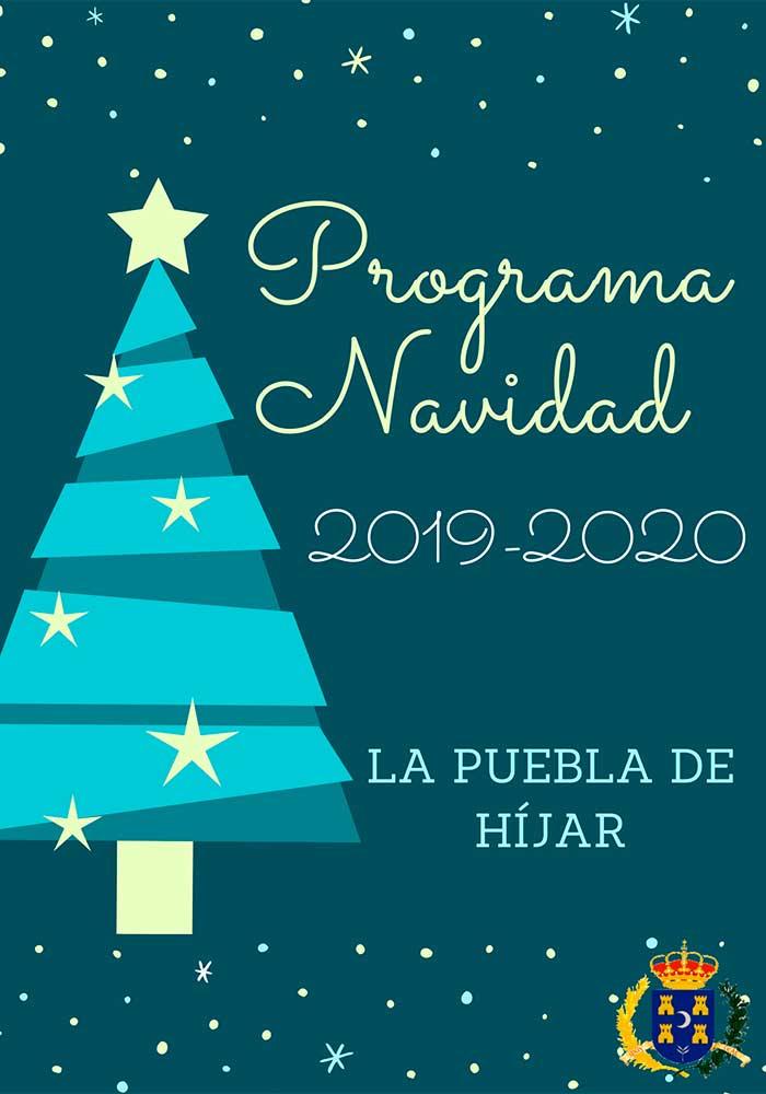 Programa de Navidad en La Puebla de Híjar
