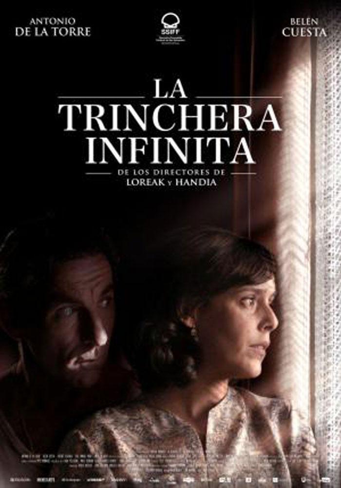 Cartelera en Alcañiz: La trinchera infinita