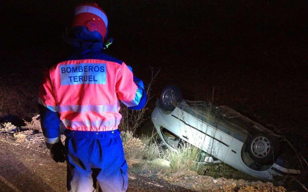 Un joven de 24 años fallece en un accidente de tráfico en Alacón