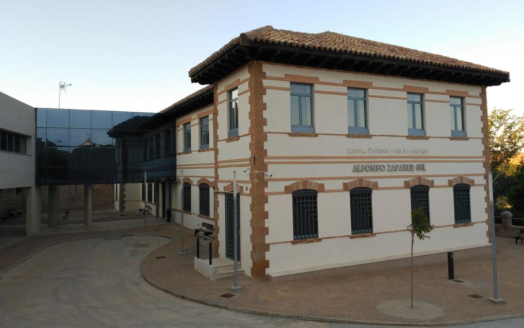 Centro Cultural Alfonso Zapater donde está la sede de Adibama. / B. Severino