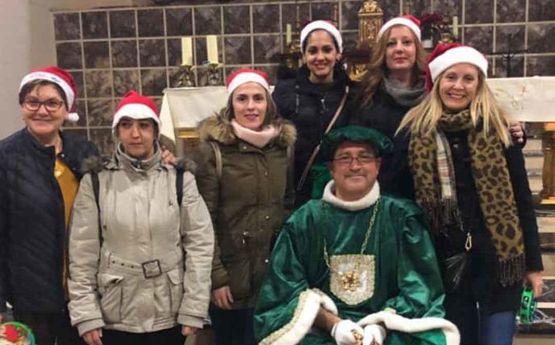 Paje Real, jotas, cine, homenajes y mucho deporte para celebrar la Navidad albalatina