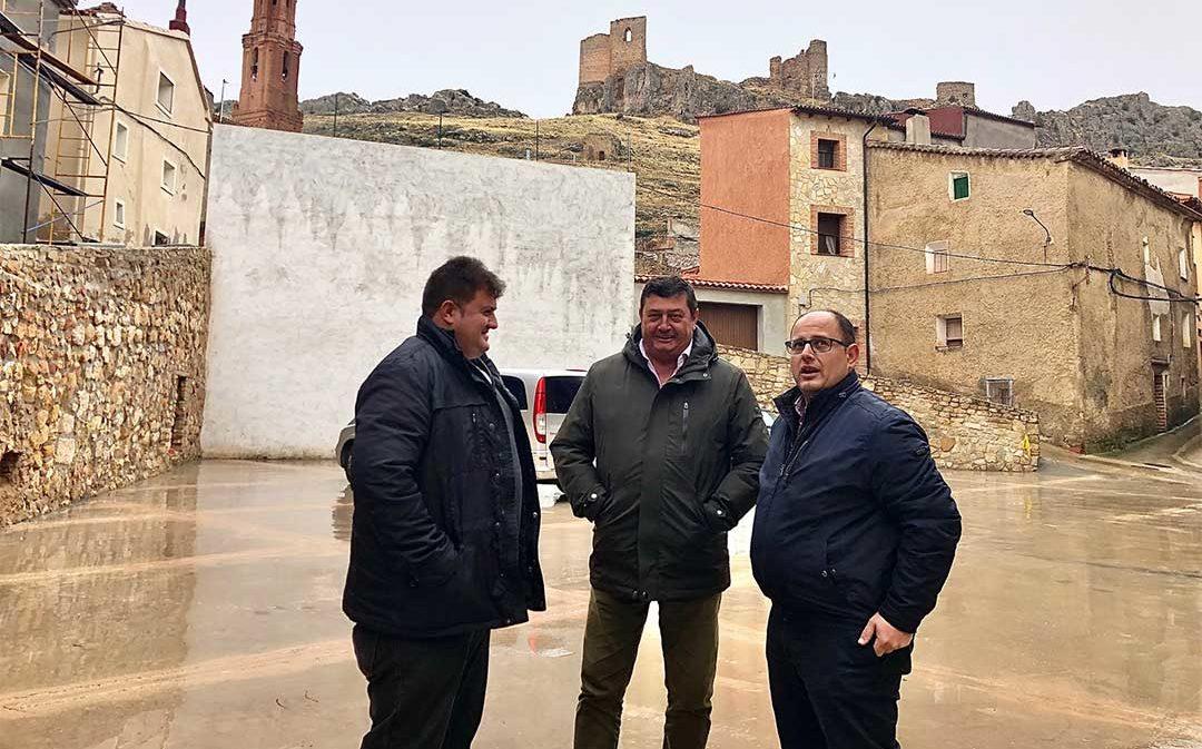 El vicepresidente de la DPT pide al futuro Gobierno de España que recupere el Plan de Obras y Servicios