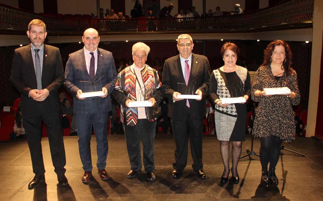 Alcañiz pone en valor el trabajo de todos sus alcaldes y concejales