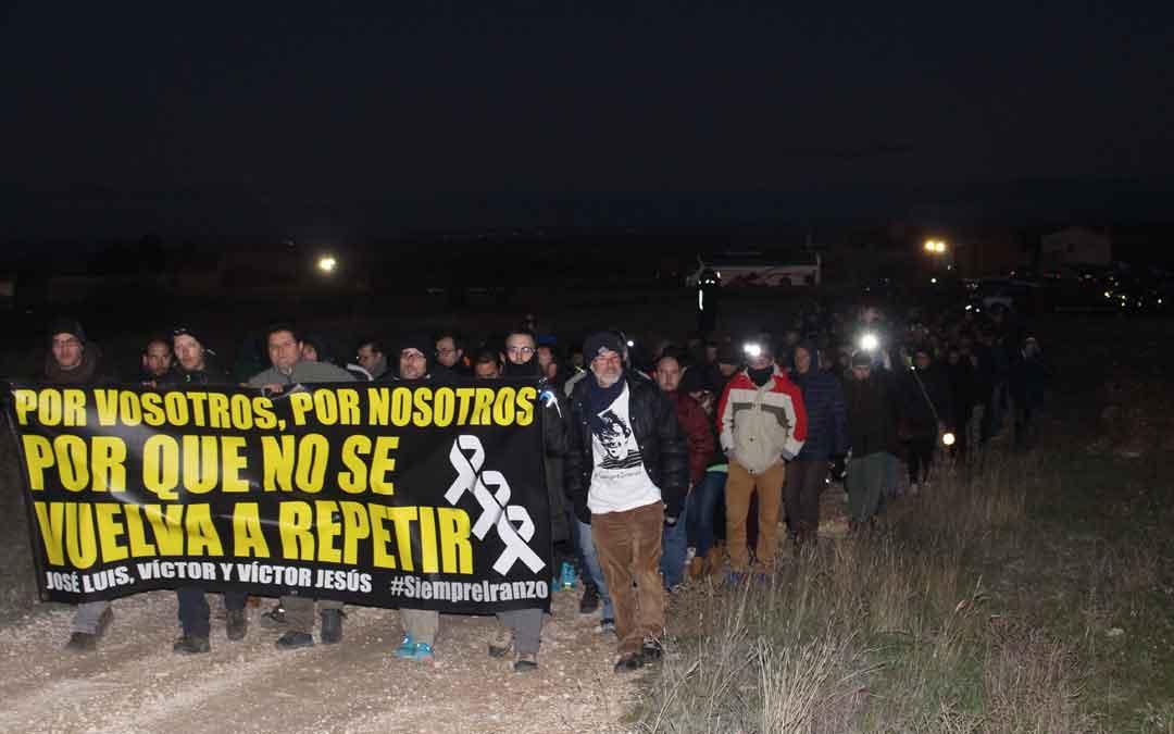 Manifestación del año pasado en Andorra