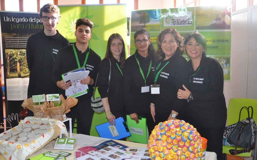 600 alumnos de FP presentan en Andorra sus 23 proyectos de emprendimiento