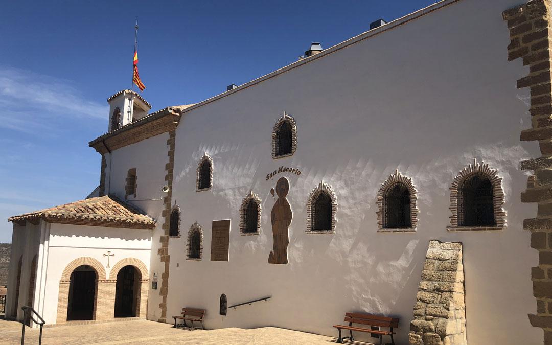 La ermita de San Macario en Andorra