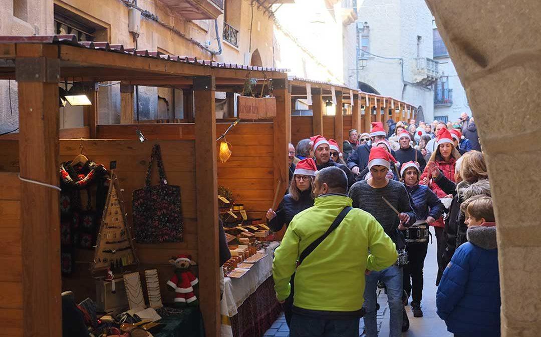 La Feria de Navidad de Calaceite, todo un éxito
