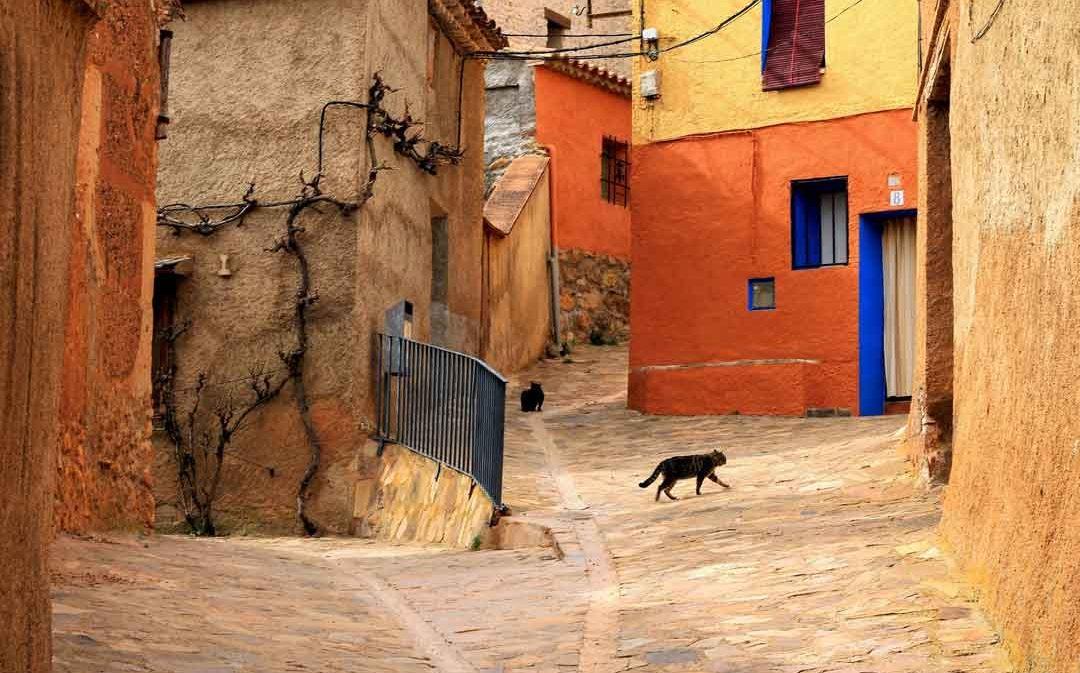 Las casas rurales de Aragón, al 80% de ocupación en Nochevieja