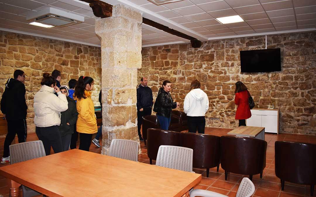 El miércoles por la tarde se realizó la jornada de puertas abiertas en casa de cultura.