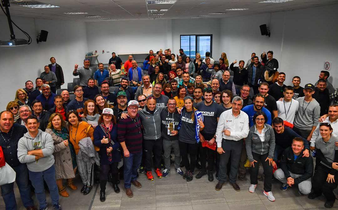 Los oficiales deportivos de Motorland despiden la temporada 2019