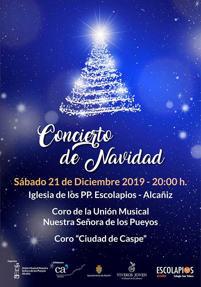 Concierto de Navidad en Alcañiz