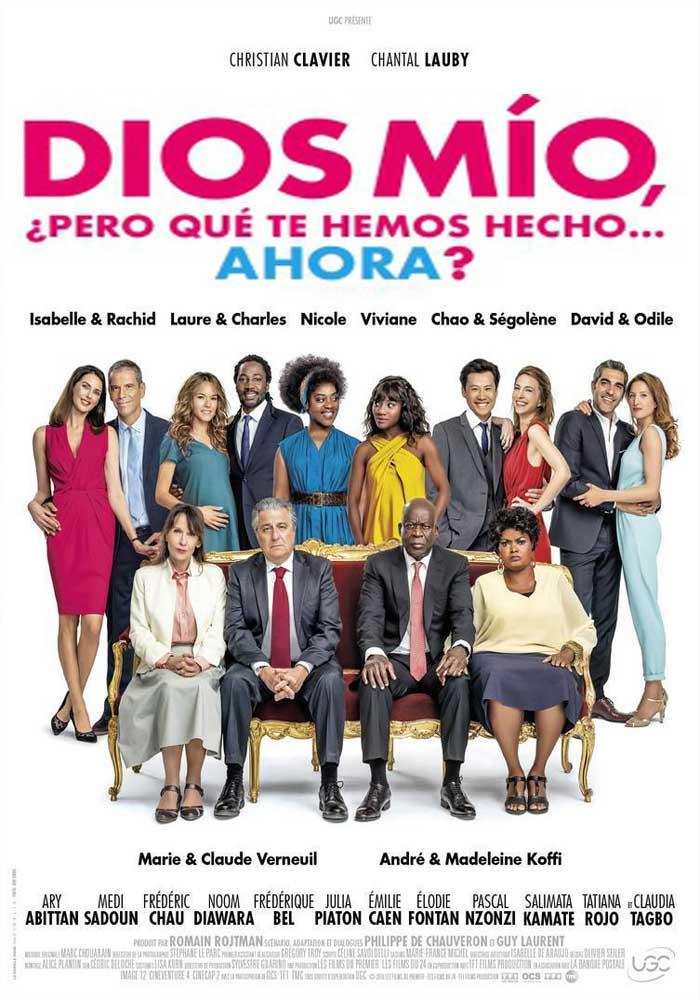 Cartelera en Alcañiz: Dios mio, ¿pero qué te hemos hecho ahora?