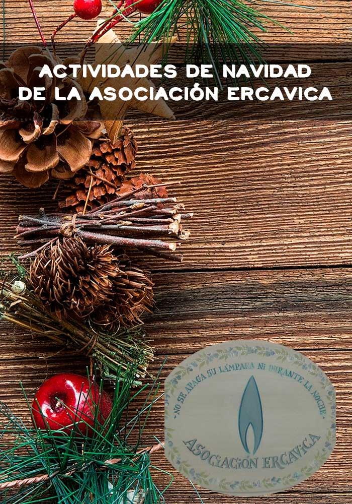 Festival y actividades de Navidad con Ercávica en Alcañiz