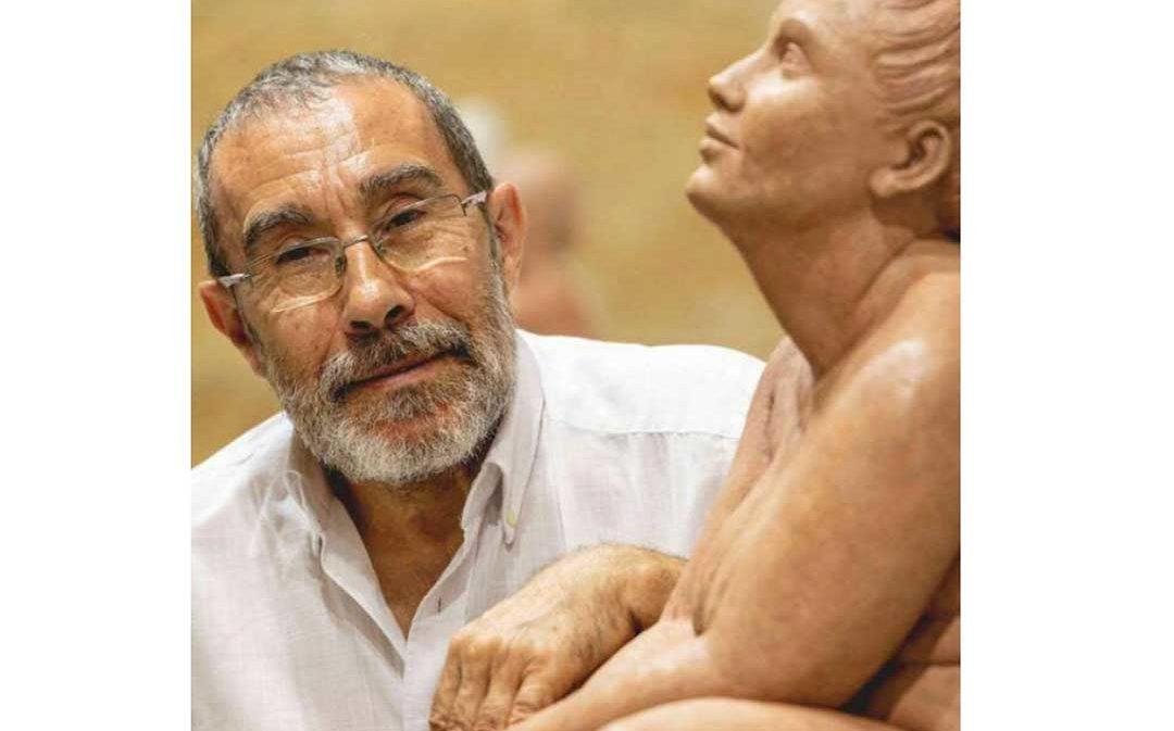 Joaquín Hernández: La mirada al hombre desde la escultura