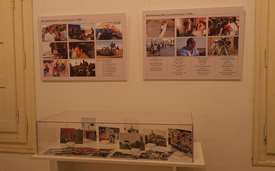 El fotógrafo Simón Aranda expone en Híjar en la sala del Centro de Estudios del Bajo Martín