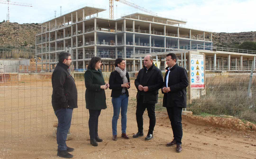 Un procedimiento cuantificará los costes de rescindir el contrato del Hospital de Alcañiz