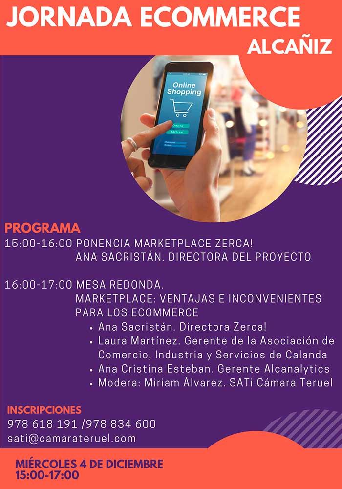 Jornada Ecommerce en Alcañiz
