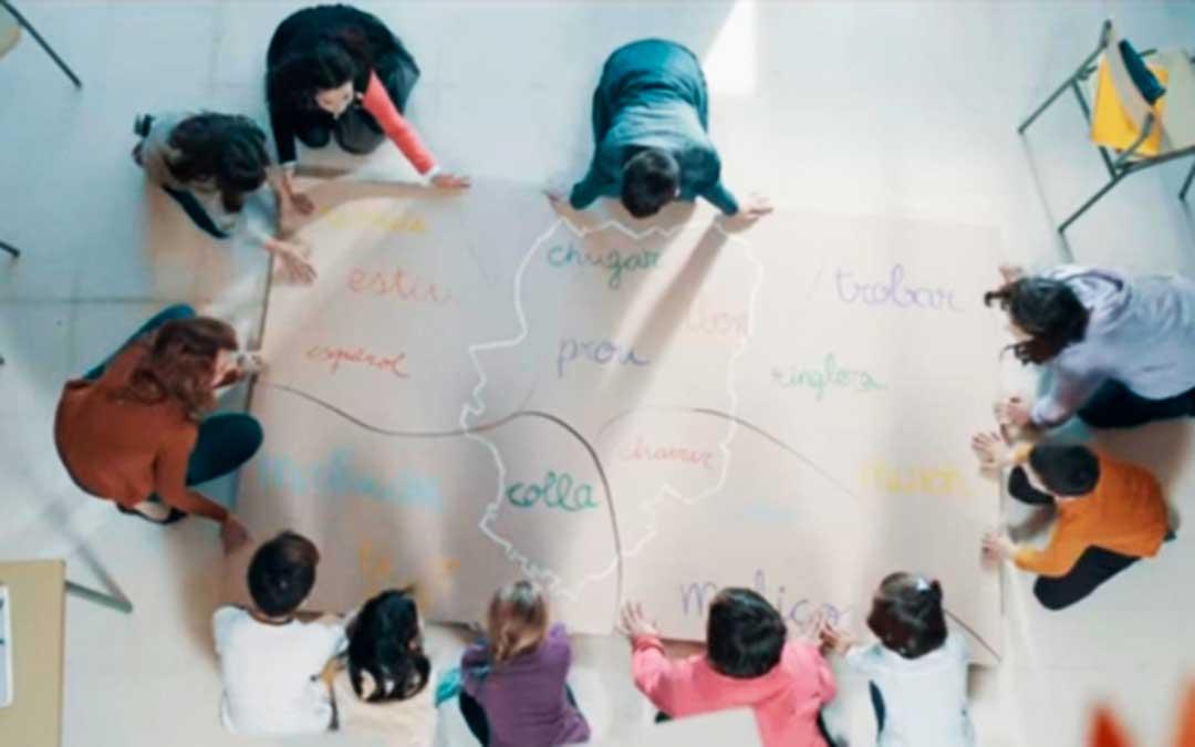 Educación ha puesto en marcha tres programas para promocionar las lenguas propias de Aragón