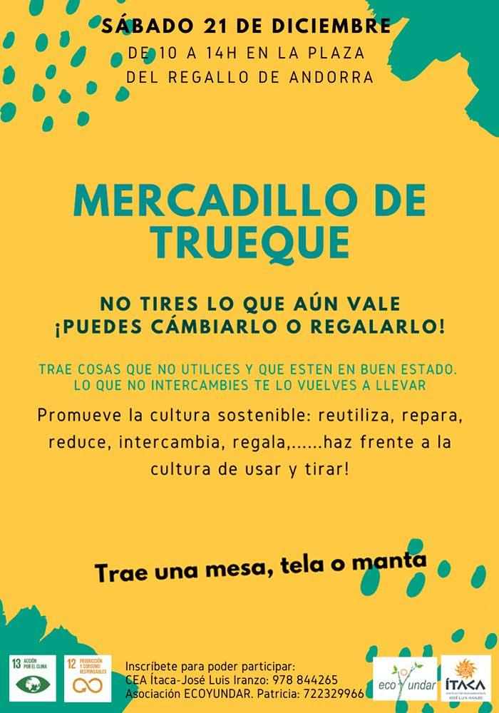 Mercadillo de trueque en Andorra
