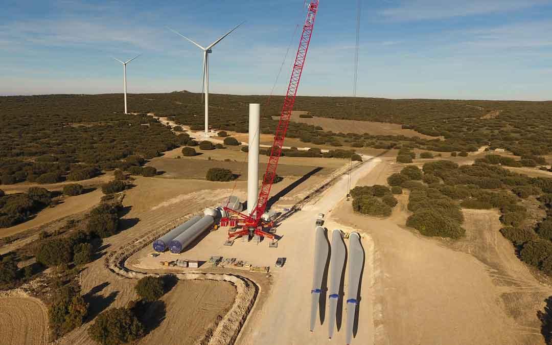 Torrecilla, Torrevelilla, La Codoñera y Belmonte convocarán a los vecinos para valorar un anteproyecto eólico de Endesa en la zona