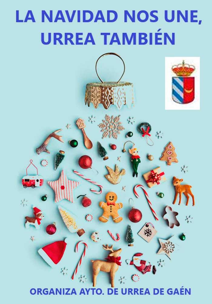 Navidad 2019 en Urrea de Gaén