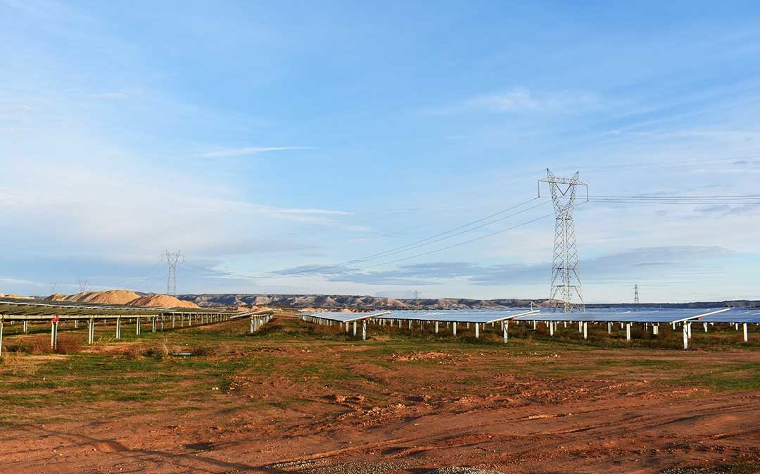 Las plantas fotovoltaicas de Cobra, a punto para comenzar a producir en 2020
