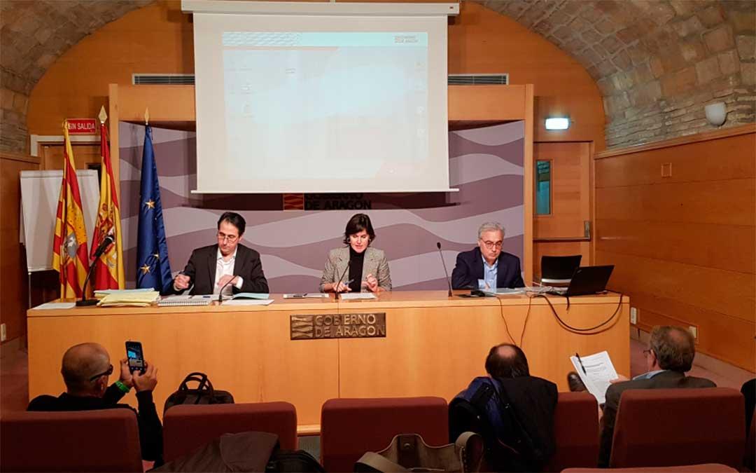 Comisión Senderos Turísticos de Aragón./ DGA