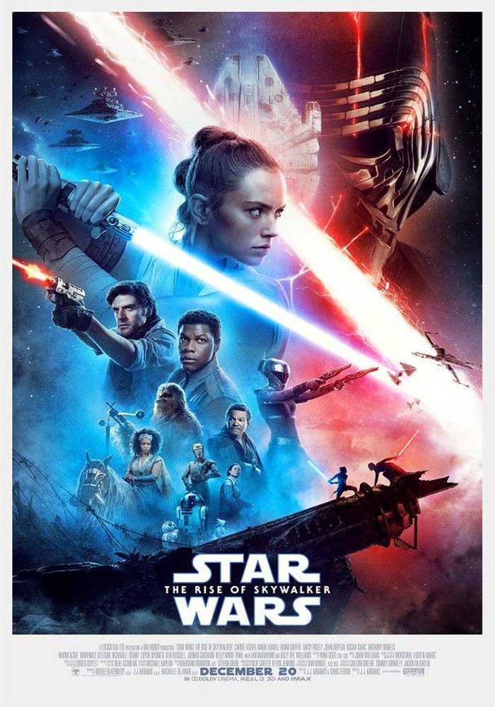 Cartelera en Alcañiz: Star Wars: El Ascenso de Skywalker