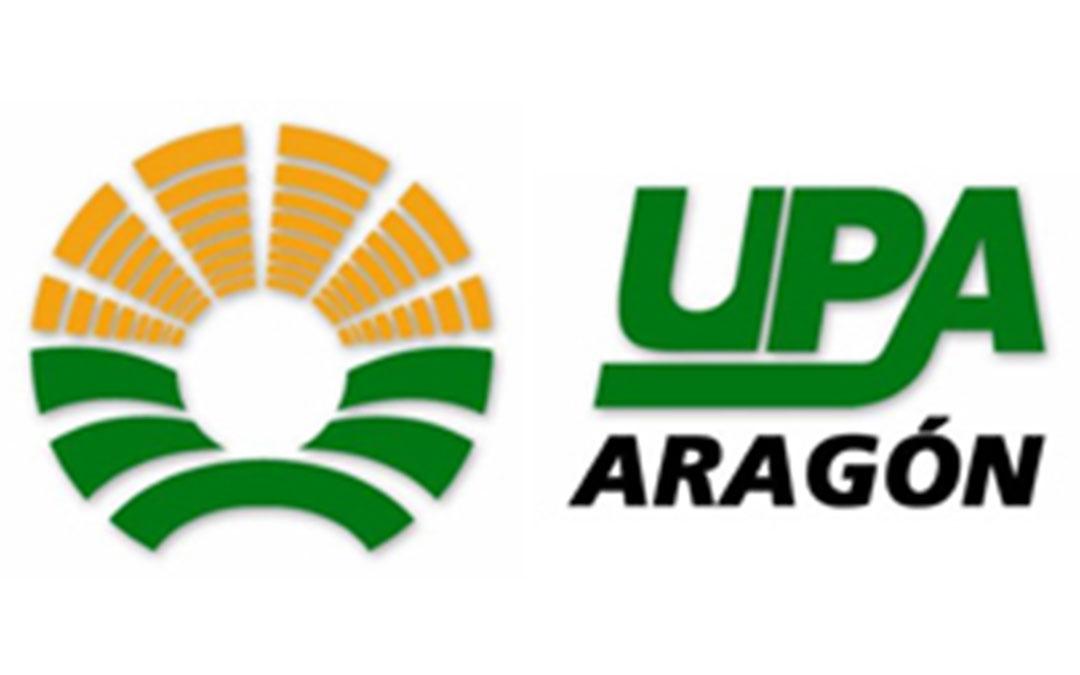 Logotipo de UPA Aragón./ UPA