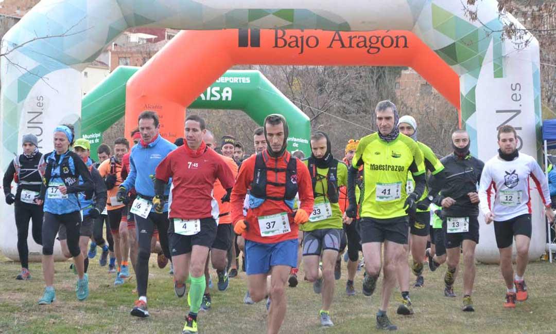 La novena edición del Trail Zoquetes se celebra el domingo en Alcorisa