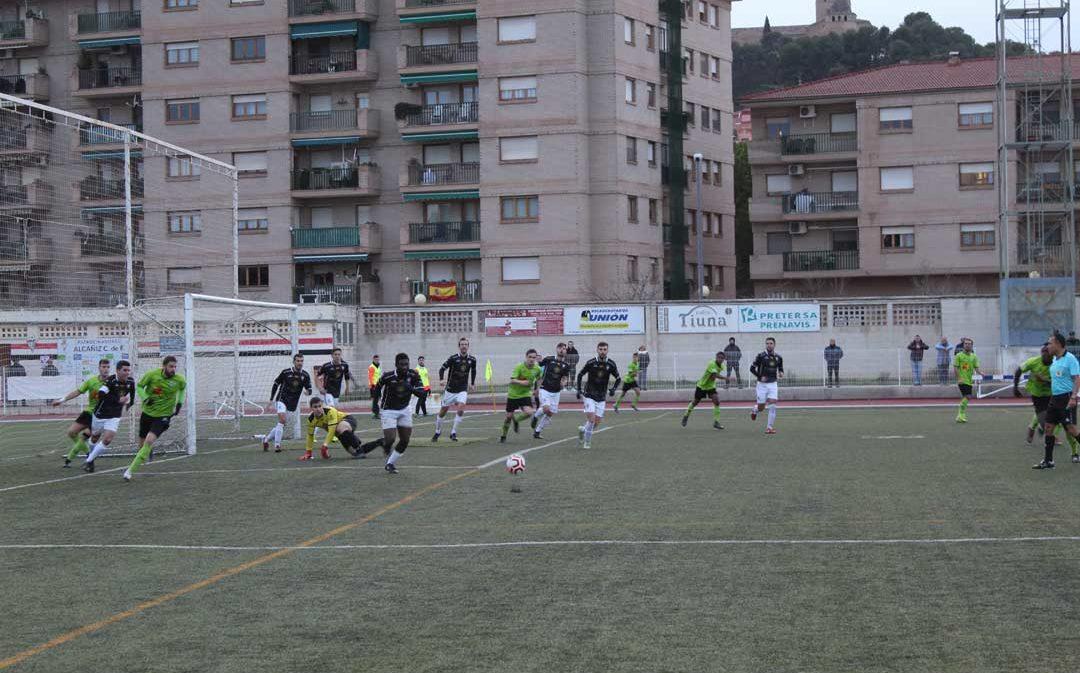 El Alcañiz gana el derbi ante el Andorra