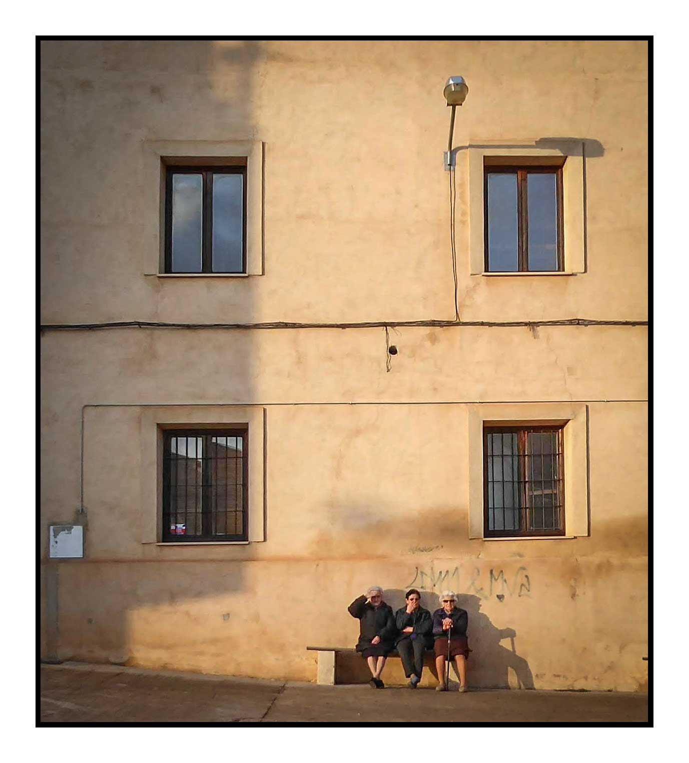 3ª fotografía premiada: Alcorisa