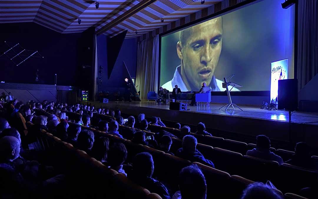 La Sala Alcor92 durante la presentación de Roberto Carlos./ Alicia Martín