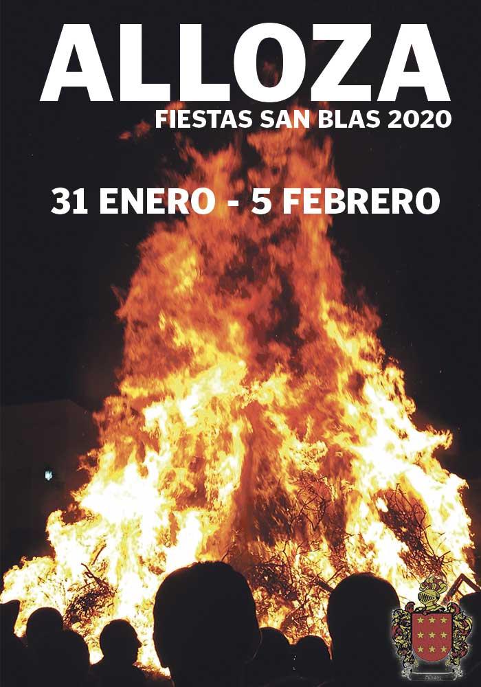 San Blas en Alloza