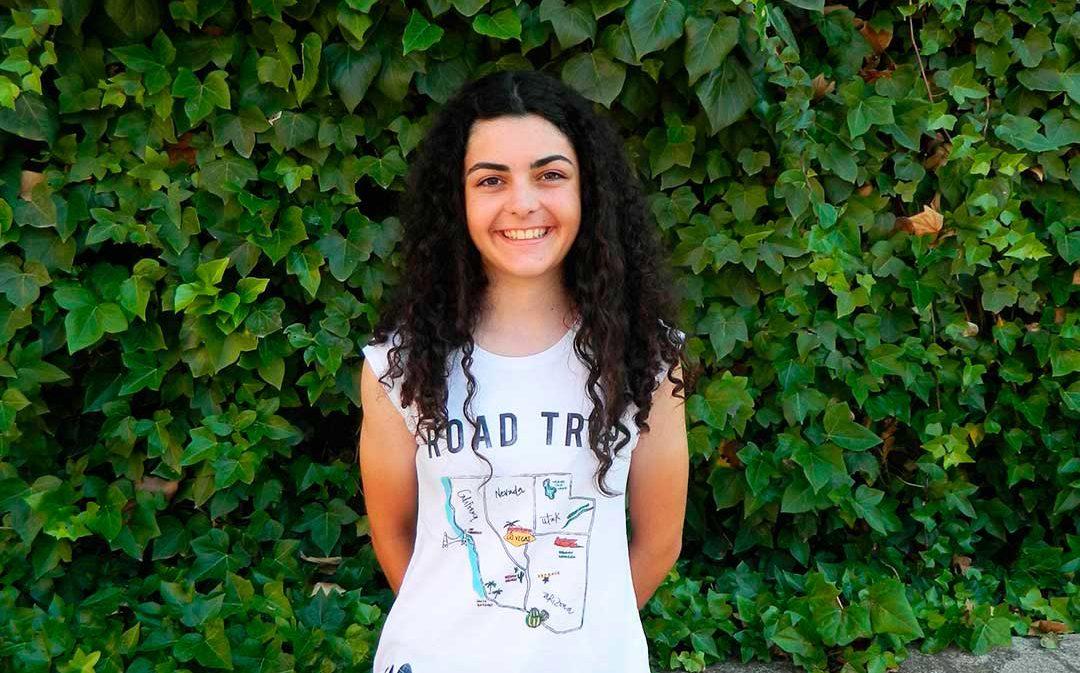 La caspolina Ariadna Nevado, mejor ciclista femenina de Aragón en 2019
