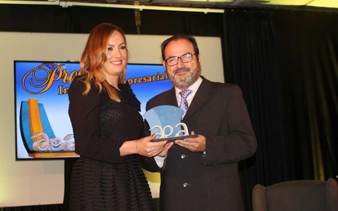 Premio a la Asesoría ARACEP / L. Castel