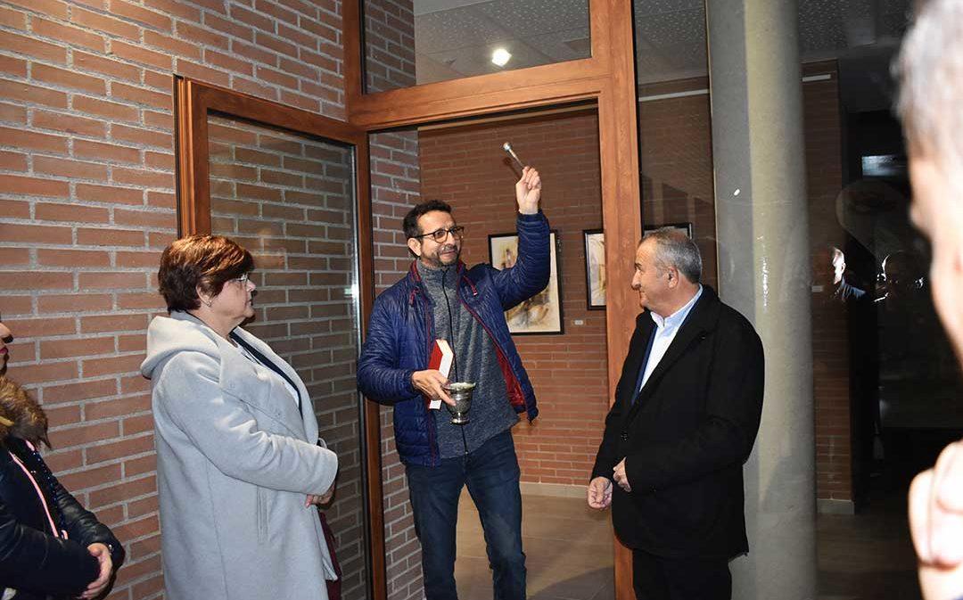 ¿Agua bendita en las inauguraciones? Rifirrafe en el Bajo Aragón-Caspe