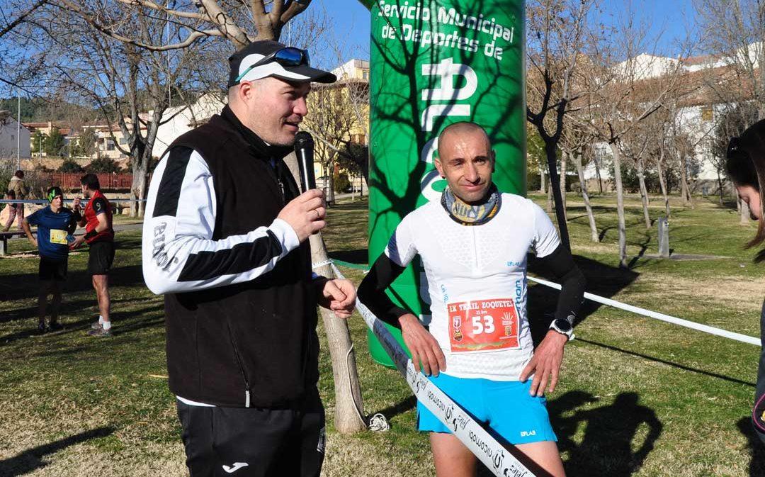 330 atletas toman una soleada trail Zoquetes