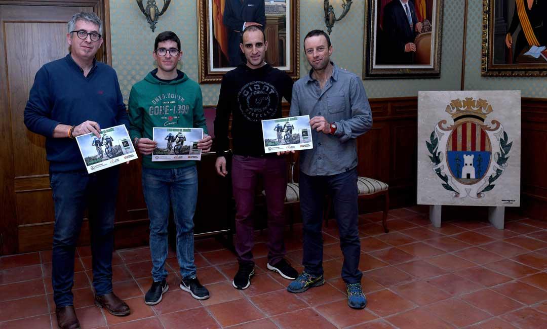 Alcañiz, sede de la primera cita del Open de Aragón de BTT Rally