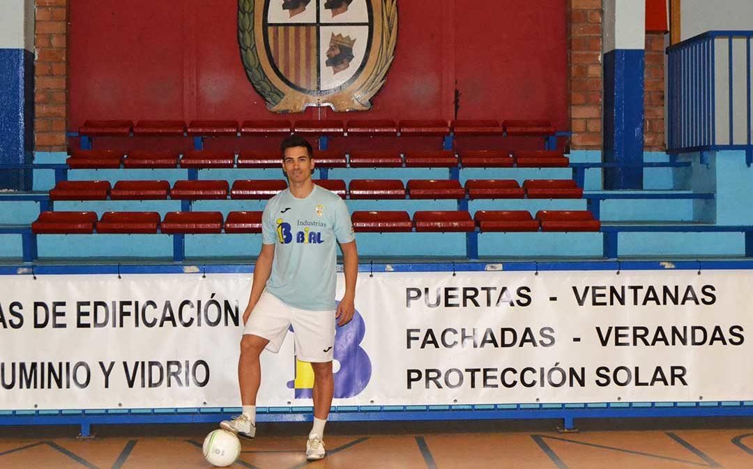 Carlos Anós ha renovado por el C.F.S. Laguna Cambrils
