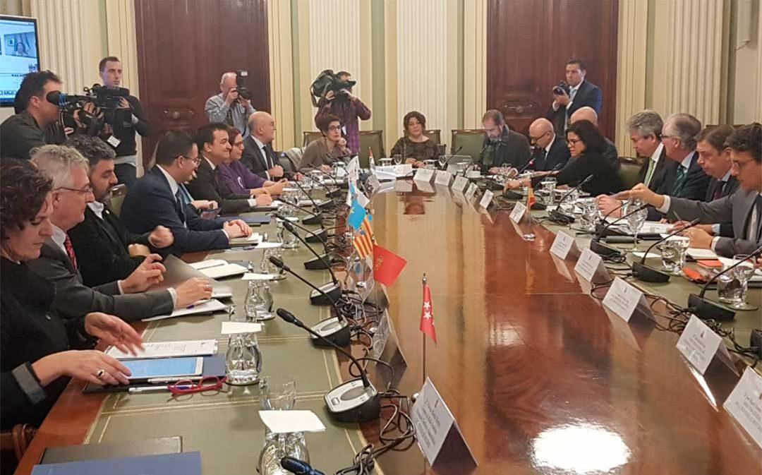 El Consejo Consultivo reafirma la postura de Aragón de mantener los dos pilares de la PAC en Agricultura