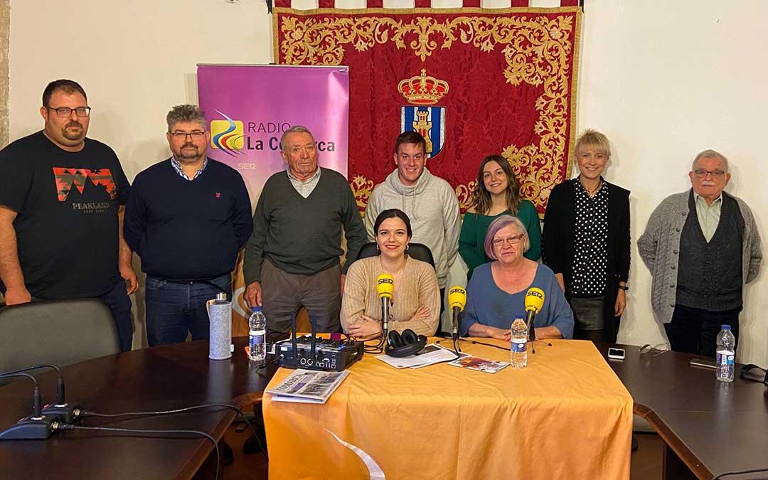 Las fiestas de San Blas de Torrecilla de Alcañiz, declaradas de Interés Turístico de Aragón