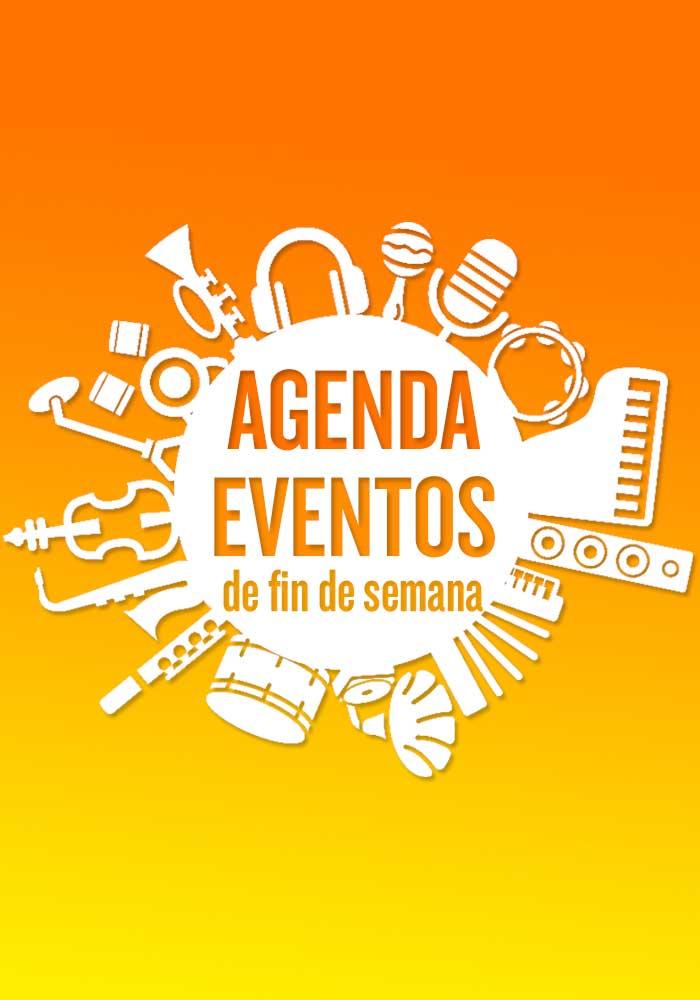 Eventos del fin de semana del 24 al 26 de enero