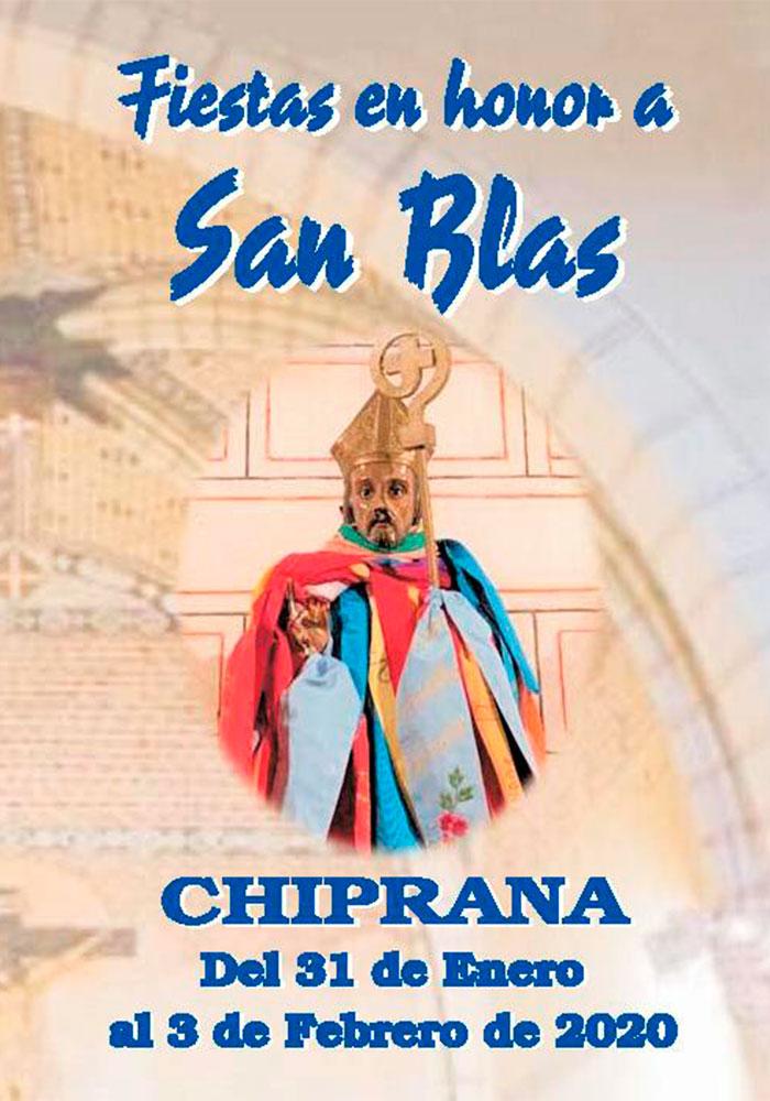 San Blas en Chiprana